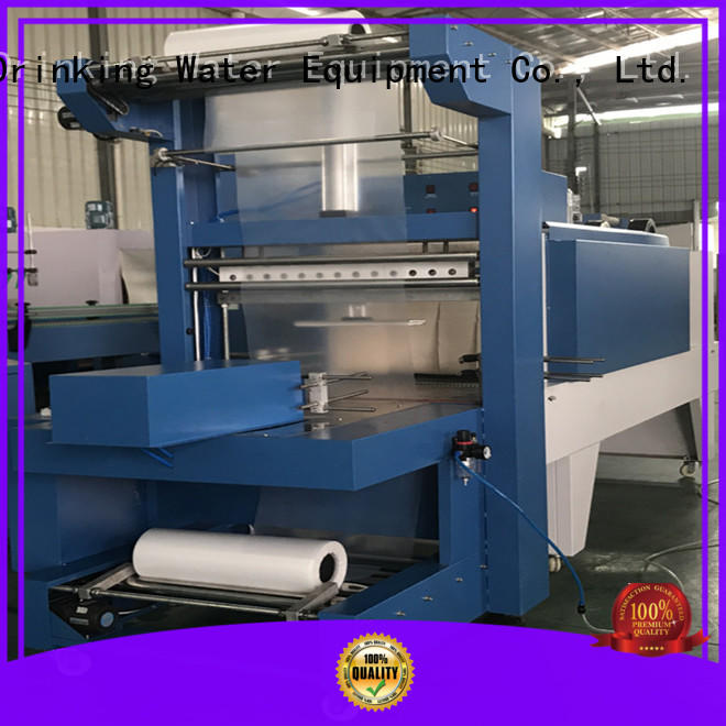 intelligent plastic wrapping machine easy to operate beer