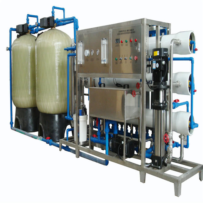 reverse osmosis machine equipment for drinking water for treatment J&D WATER