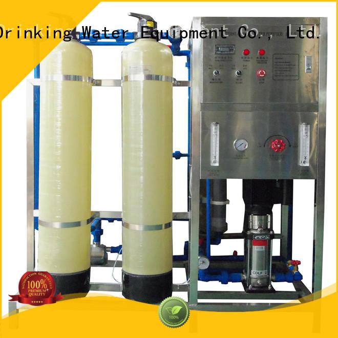 Hot ro water machine treatment J&D WATER Brand