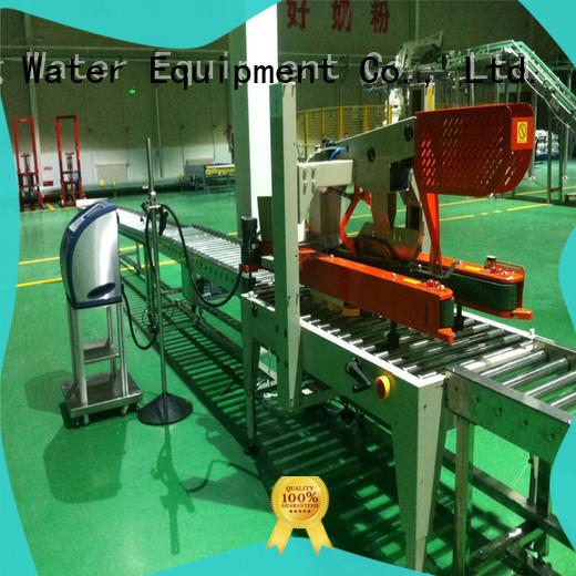 energy saving automated conveyor systems manufacturer for beverage