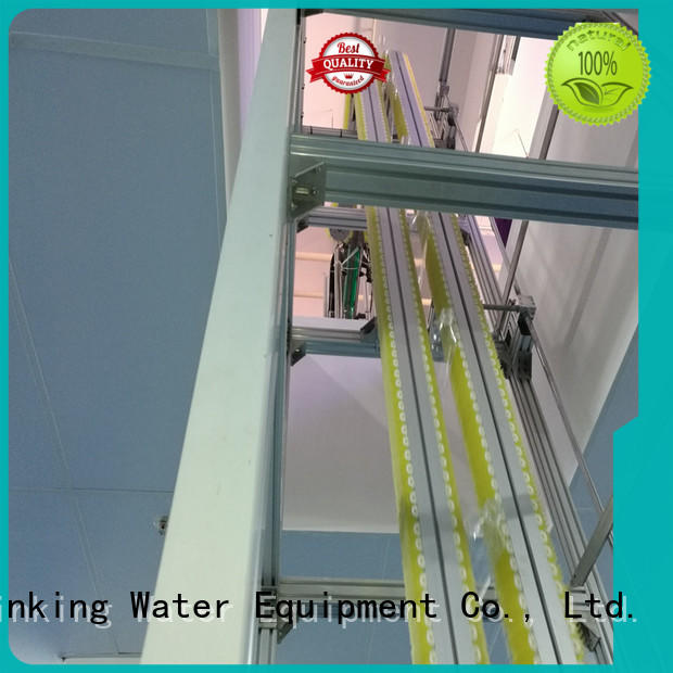 J&D WATER energy saving chain conveyor high efficiency for daily chemical