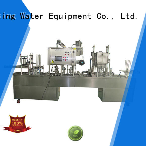 easy operation cup sealing machine high automation for PET plastic
