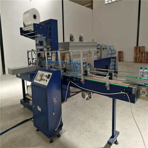 jnd200a film packing machine easy to operate beverage J&D WATER
