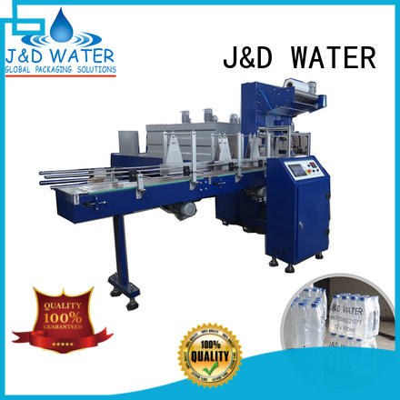 J&D WATER automatic breveager packing machine reduce cost for chemistry