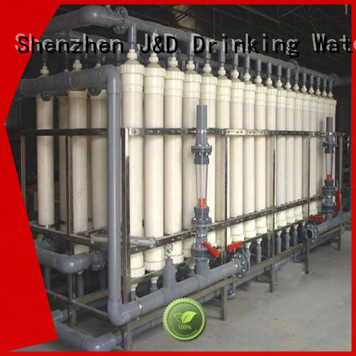 J&D WATER water plant machine purifier for pharmaceutical for industry chemical processing