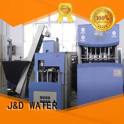 Customized stretch blow moulding machine for sale for mineral water bottles