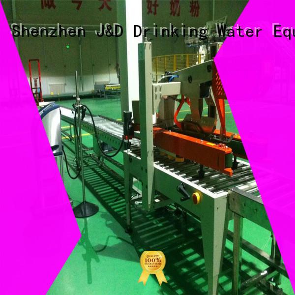 J&D WATER Brand conveyorjd roller water gravity roller conveyor