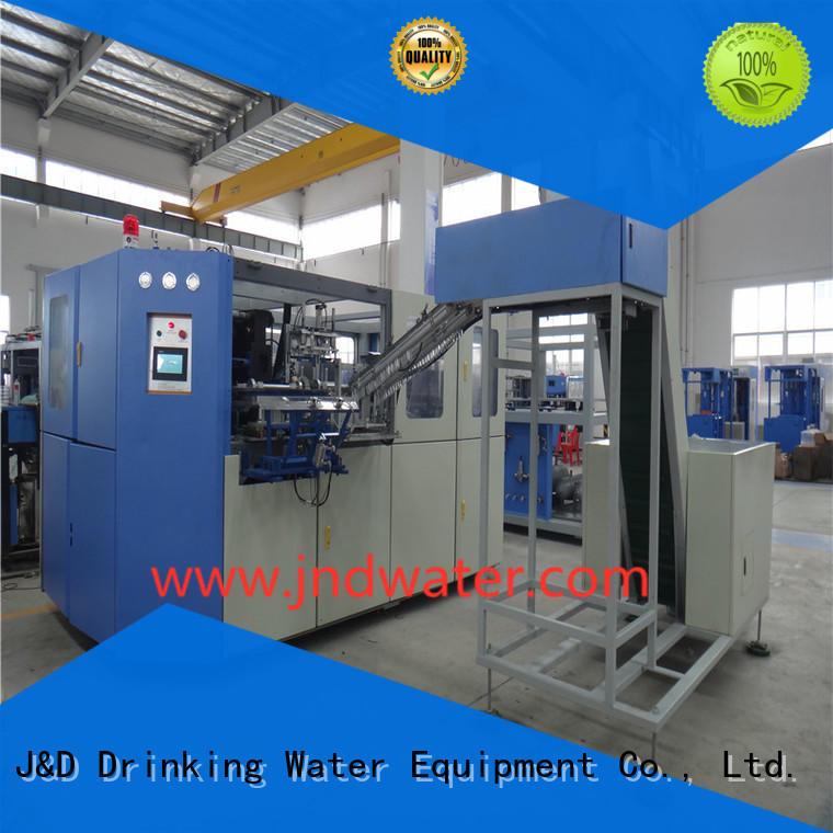 machine blow blowing J&D WATER Brand pet blowing machine supplier