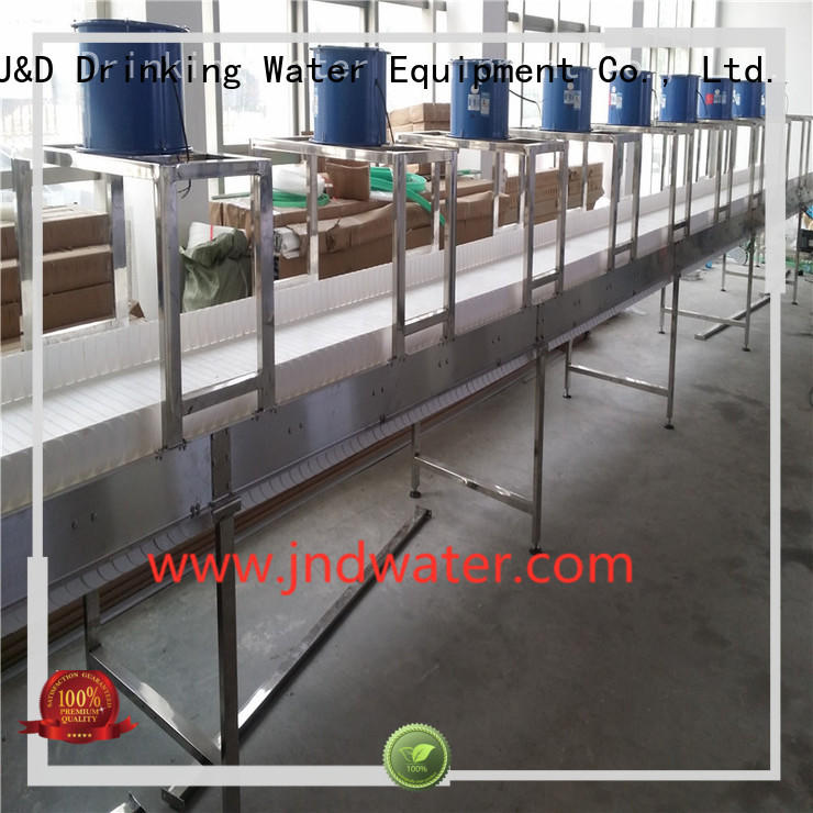 chain conveyor belt steel belt material J&D WATER Brand company