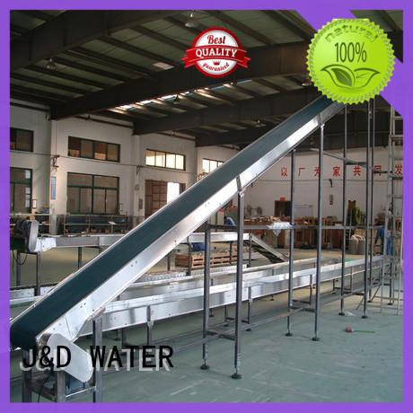 high quality slat conveyor high efficiency for food