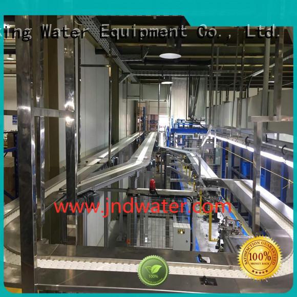Quality J&D WATER Brand chain conveyor belt material belt
