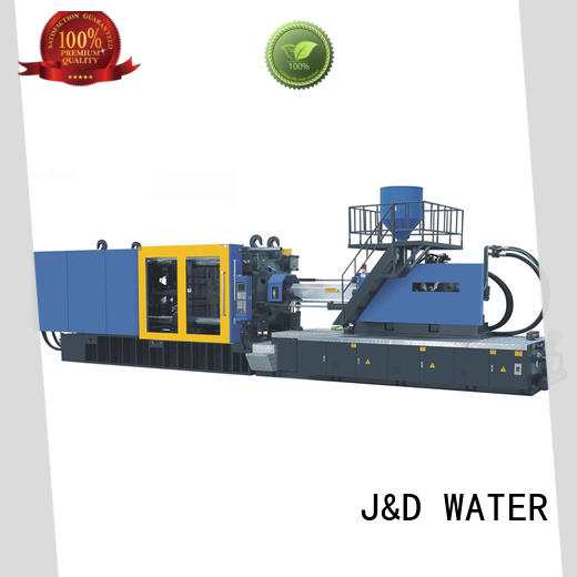 J&D WATER energy saving injection molding machine molding for PET preform