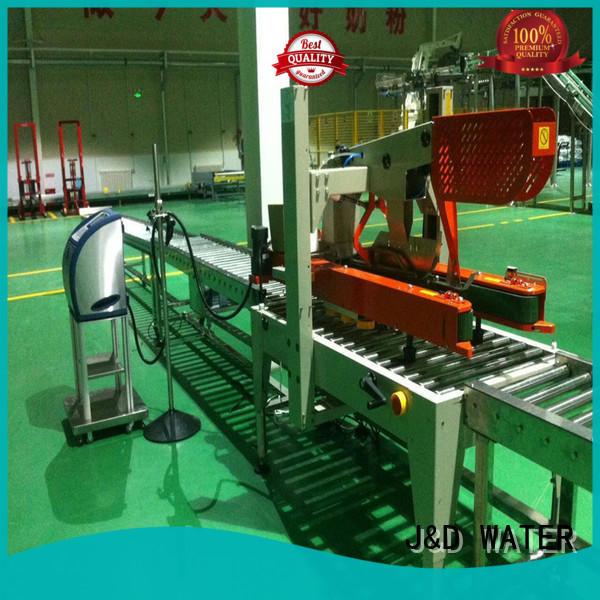 J&D WATER conveyor belt roller manufacturer for food