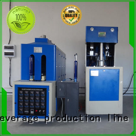 J&D WATER blow molding machines CE standard for blowing machine