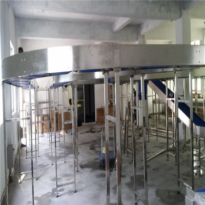 chain chain conveyor high efficiency for drinking water