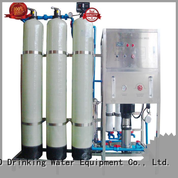reverse treatment J&D WATER Brand ro water machine