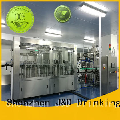 J&D WATER easy operation bottle capping machine high accuracy for vinegar