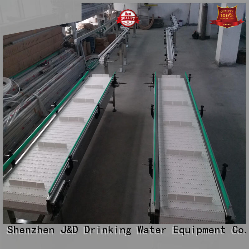 J&D WATER Brand belt material chain conveyor belt