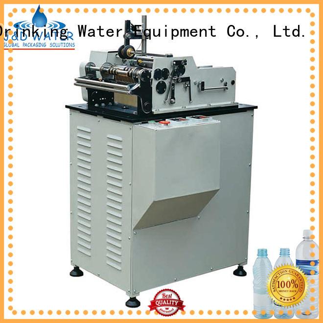 J & D WATER компании машина для разлива и маркировки бутылок с автоматом