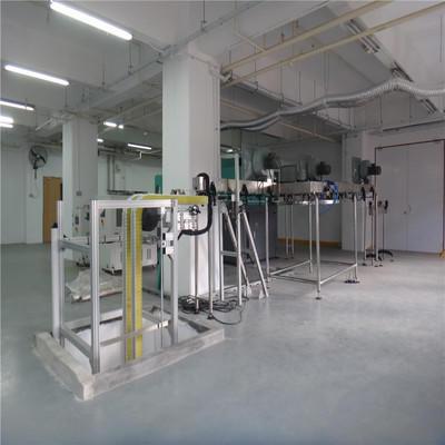 easy transport air conveyor high efficiency for water