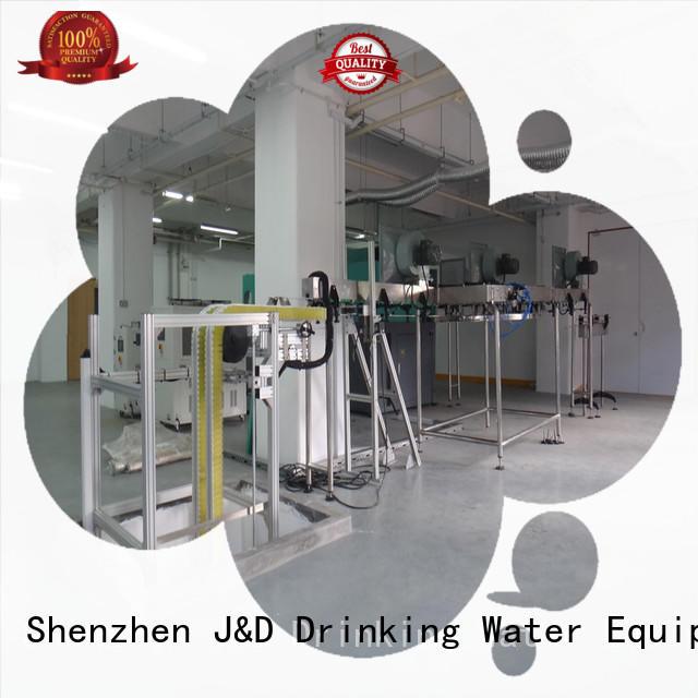 filling air OEM air conveyors J&D WATER