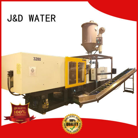 J&D WATER plastic injection molding machine molding for manufacturing for plastic products