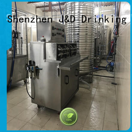 J&D WATER intelligent sachet filling machine bag for mineral water