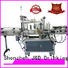 J&D WATER stainless steel automatic sticker labeling machine quickly metal container