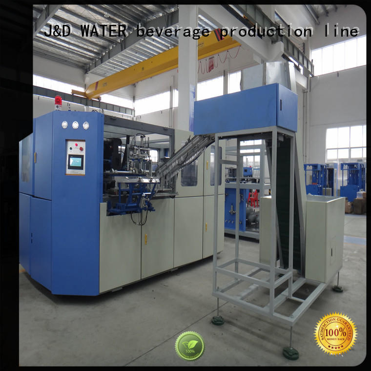 J&D WATER PET injection blow moulding machine for sale for mineral water