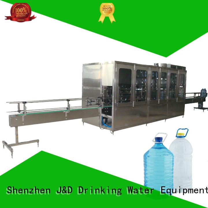 выдувная машина для литья под давлением J & D WATER производство