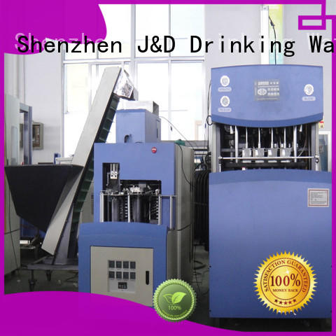 J&D WATER high quality plastic blow moulding machine plastic for cosmetics bottles