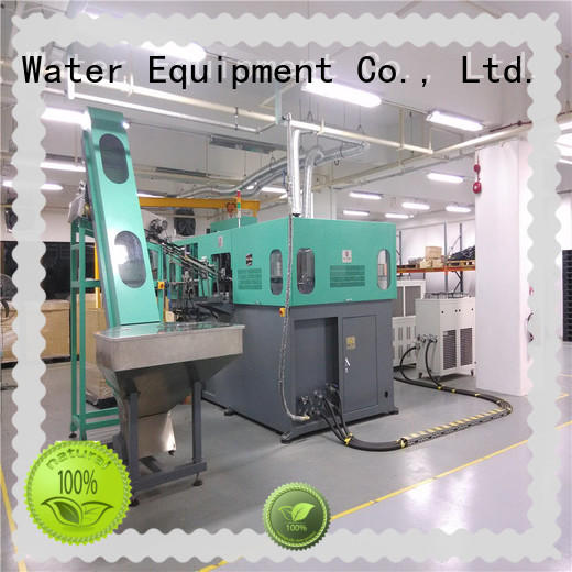 5l pet blowing machine economical for beverage J&D WATER