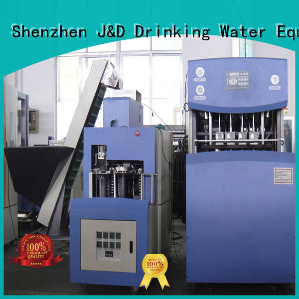 high quality stretch blow moulding machine factory for cosmetics bottles