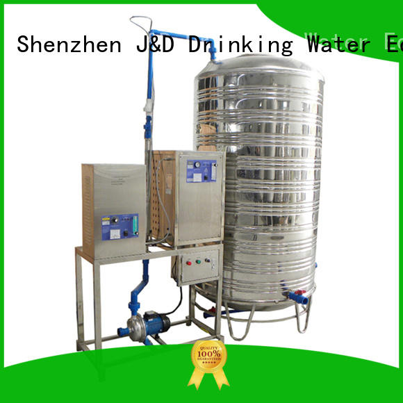 distilled water machine price water ozone J&D WATER Brand distilled water machine