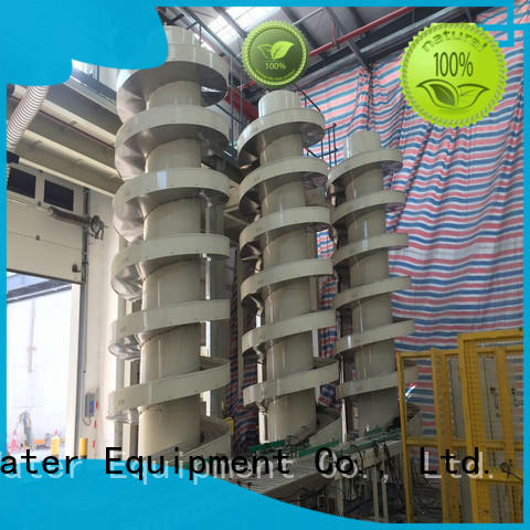Customized roller conveyor stainless steel for water