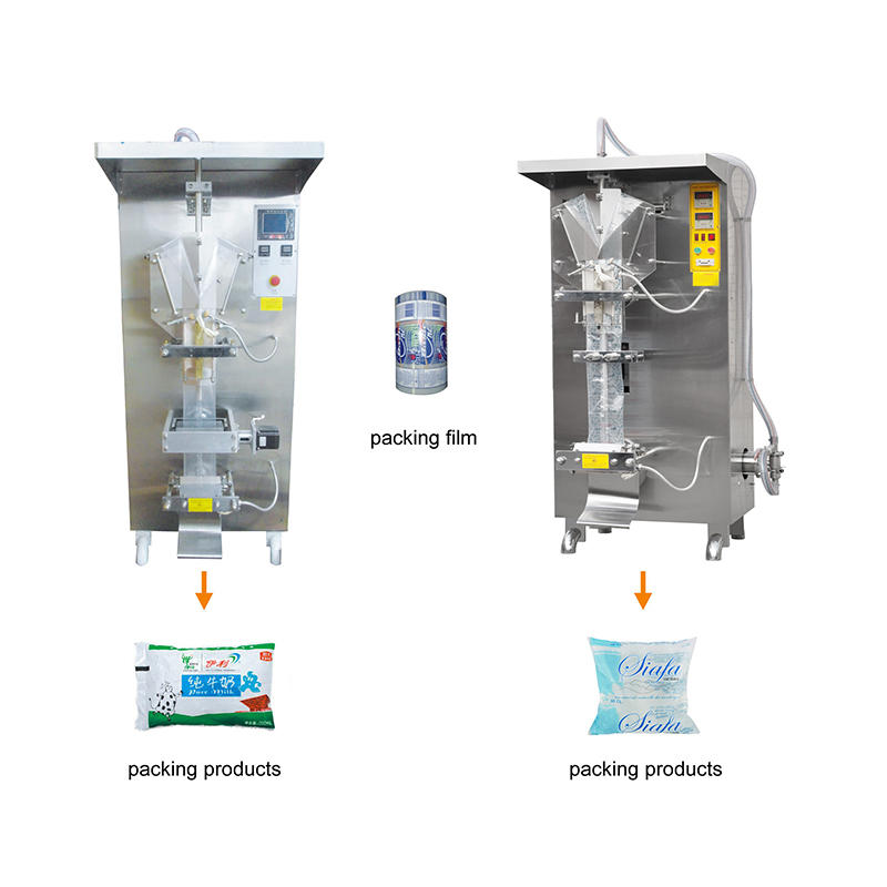 easy operation bagging machine complete function for oil-1
