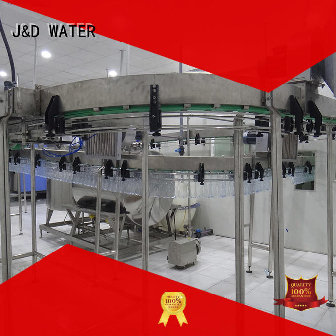J&D WATER quick air conveyor high efficiency for drinking