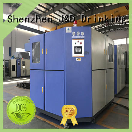 J&D WATER high quality pet blow moulding machine 5l for mineral water