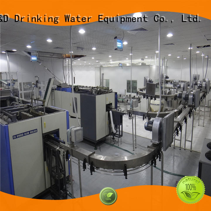air conveyor beverage daily chemical J&D WATER