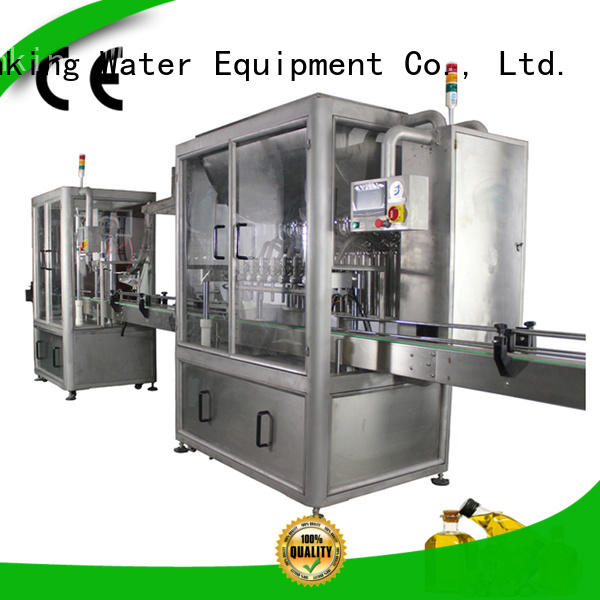J&D WATER larger capacity bottling machine good quality for hot infusion