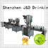 J&D WATER series bottle capping machine factory pure water