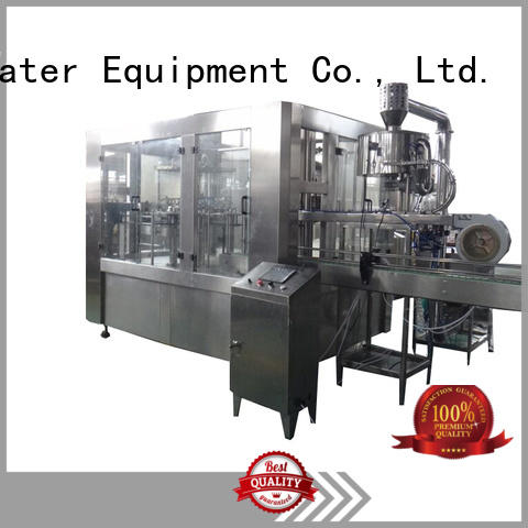 automatic bottle filling machine automatic bottle capping machine bottled company