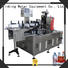 bottle filling and labeling machine bottles glue J&D WATER Brand water bottle labeling machine