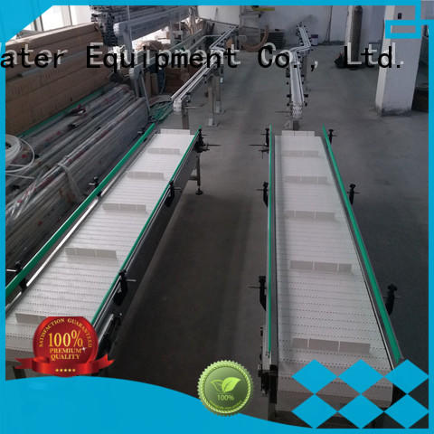 high quality slat conveyor manufacturer for food