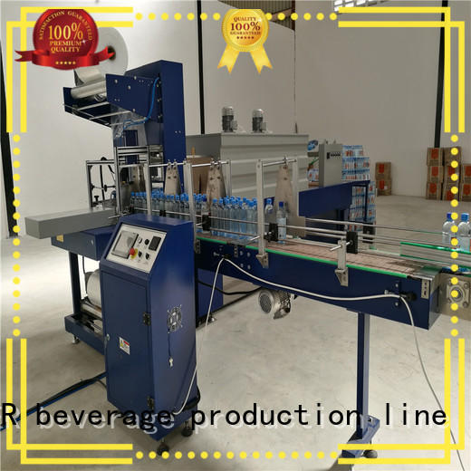 automatic bottle pack machine easy to operate for food