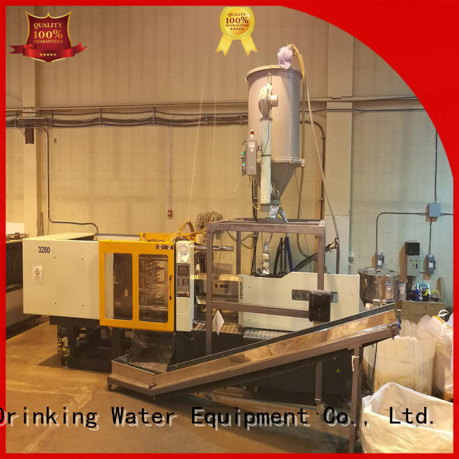 jndwater vertical plastic injection moulding machine for sale for manufacturing for plastic products J&D WATER