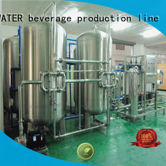 easy operation water purifier machine for plant softener for Mineral Water