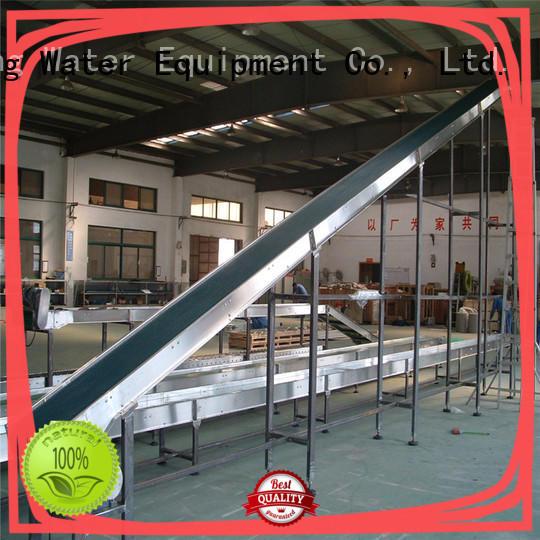 conveyor chain conveyor bottle for beverage, J&D WATER