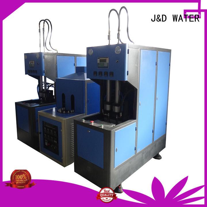 J&D WATER bottle blowing machine Blowing for 3 Gallon Bottle
