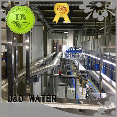 J&D WATER chain conveyor high efficiency for daily chemical